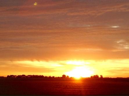 Central IL sunrise