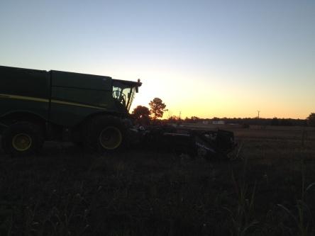 S690 with a Virginia Sunrise