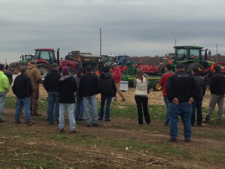 Ag Innovation Days. Seminar on Conservation Tillage
