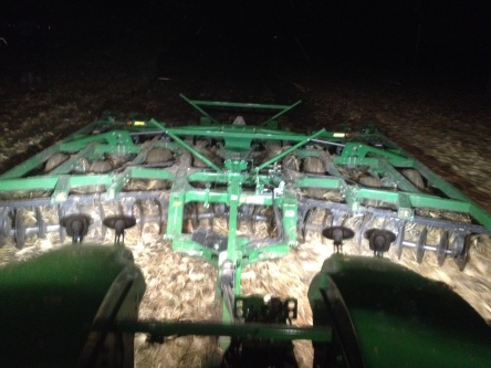 Night Ripper 9650R with a 2720 11 Shank
