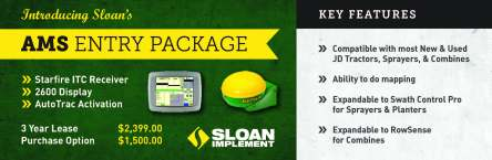 Sloan AMS Entry Package