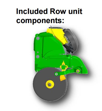 row-unit-componenets
