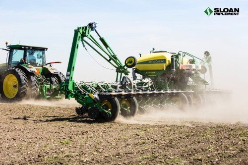 conservation planters drawn planting seeding and agriculture deere john equipment planter