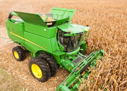 My Review of Combine Advisor, New for John Deere S700 Series