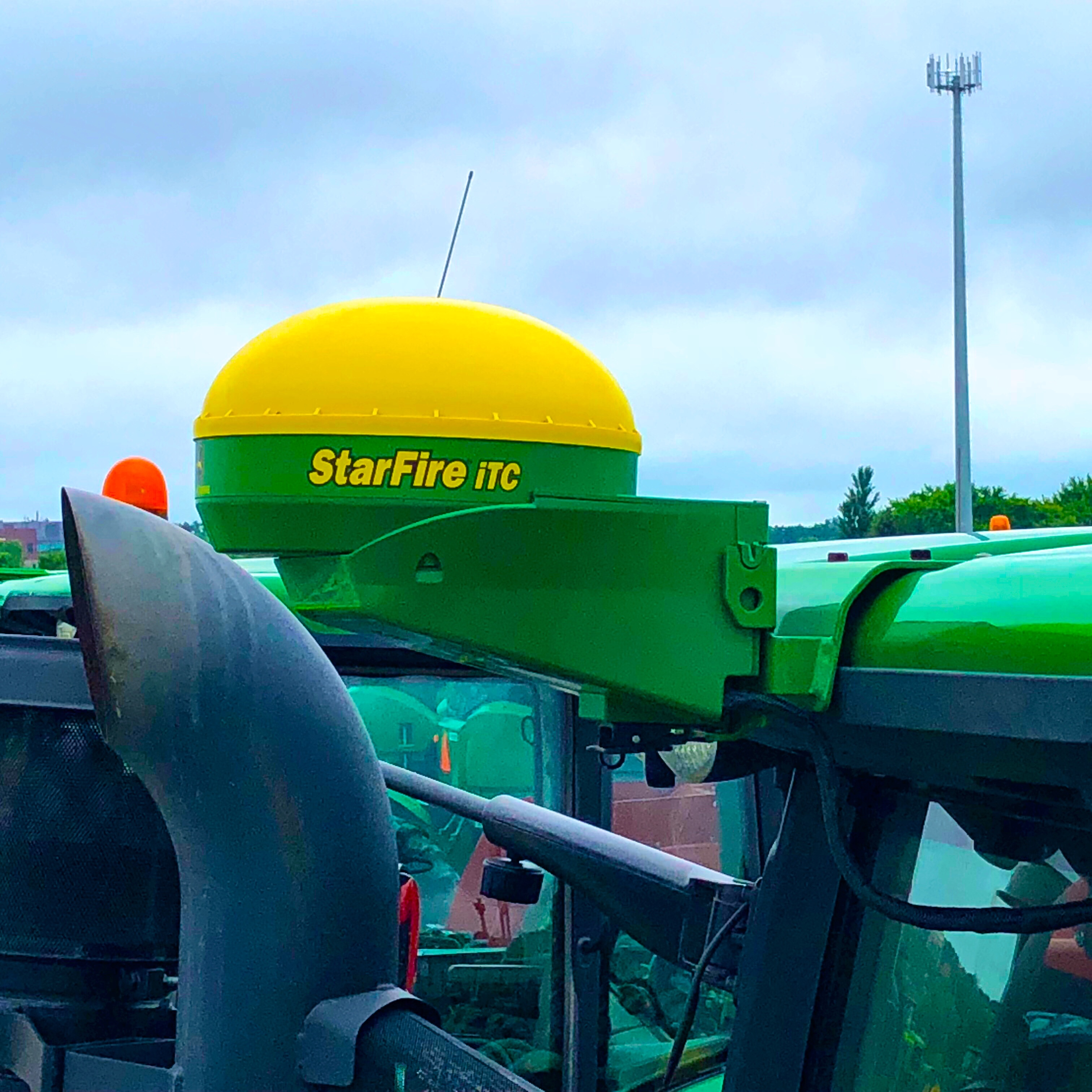 Attention All John Deere Starfire Itc Owners Sloan Support